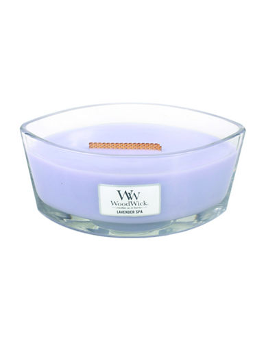 Woodwick Lavender Spa Candle-LAVENDER-One Size