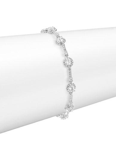 Nadri Pavé Line Bracelet-GOLD-One Size