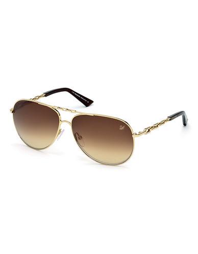 Swarovski Cookie Sunglasses-ROSE GOLD-One Size