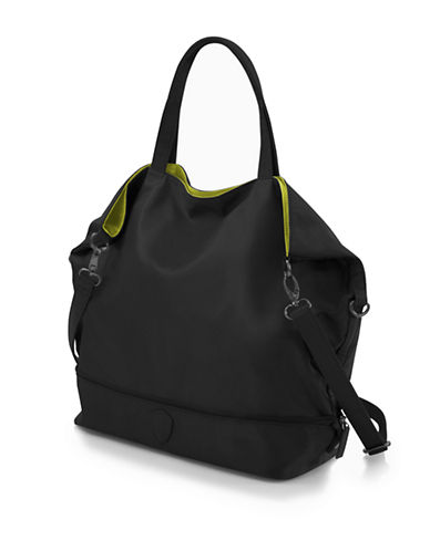 Heys HiLite Packaway Tote 15 Inch Totes-BLACK-One Size
