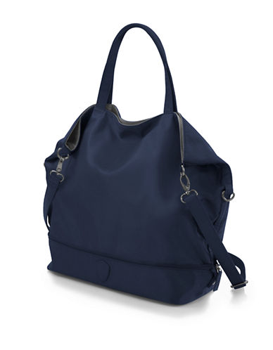 Heys HiLite Packaway Tote 15 Inch Totes-NAVY-One Size