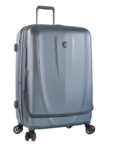 Heys Vantage Smart Access Luggage 26-Inch Suitcase-BLUE-26 in