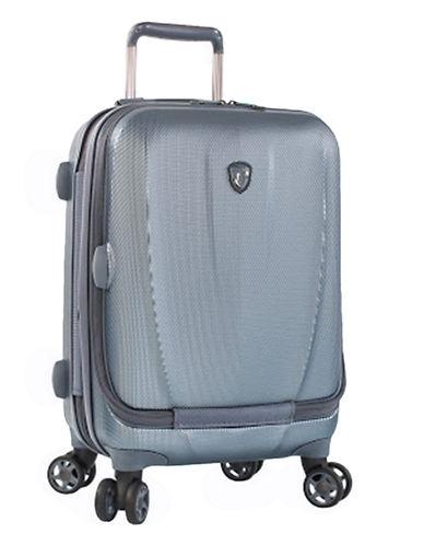 Heys Vantage SmartLuggage 21-Inch Suitcase-BLUE-21