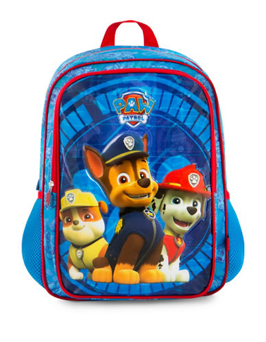 Heys Paw Patrol Backpack-BLUE-One Size