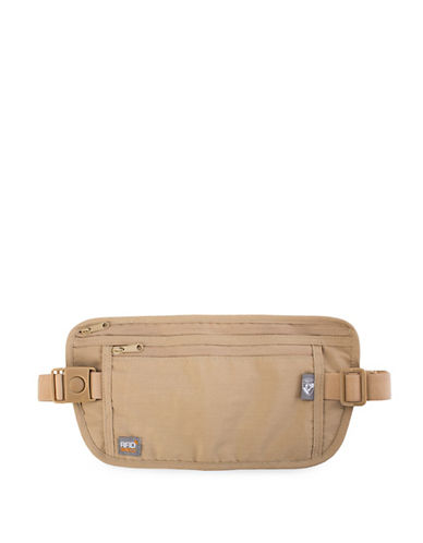 Heys RFID-Blocking Money Belt-BEIGE-One Size