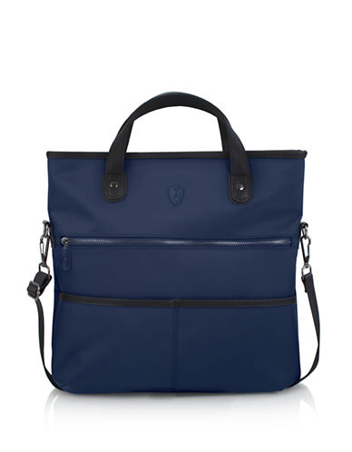 Heys HiLite Foldover Tote-NAVY-One Size