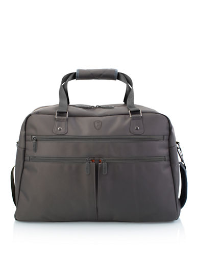 Heys HiLite Multi-Zip Boarding Duffle-GREY-One Size