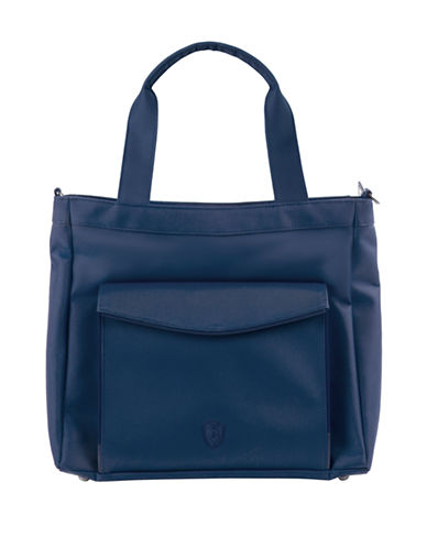 Heys HiLite Laptop Tablet Tote-NAVY-One Size