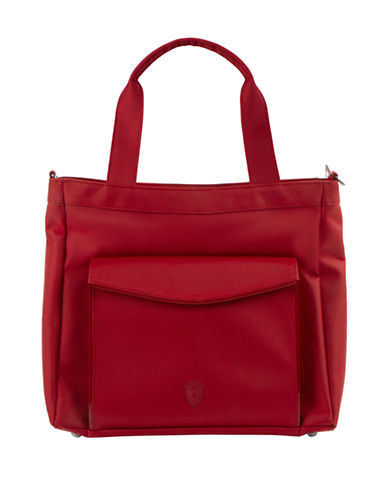 Heys HiLite Laptop Tablet Tote-RED-One Size