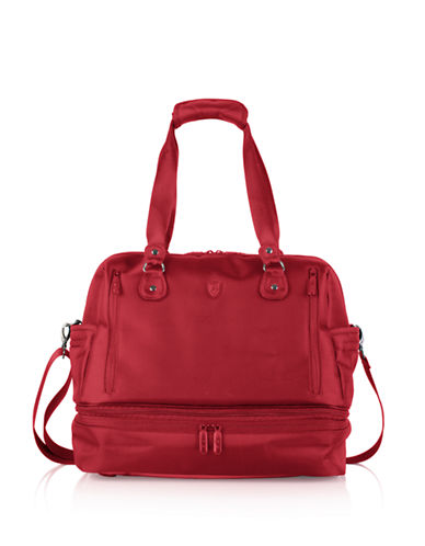 Heys HiLite Baby and Gym Duffle-RED-One Size