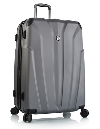 Heys The Rapide 30-Inch Spinner Suitcase-PEWTER-30