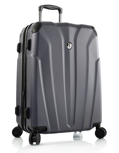 Heys The Rapide 26-Inch Spinner Suitcase-PEWTER-26 in