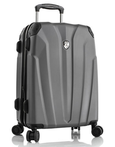 Heys The Rapide 21-Inch Spinner Suitcase-PEWTER-21