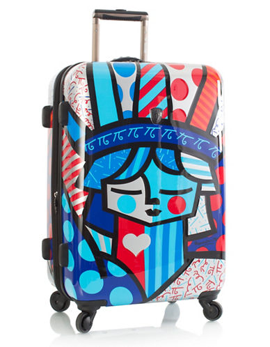 Heys Britto Freedom 26-Inch Expandable Spinner Suitcase-ASSORTED-One Size