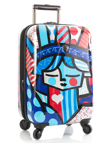 Heys Freedom 21-Inch Expandable Spinner Suitcase-MULTI-One Size