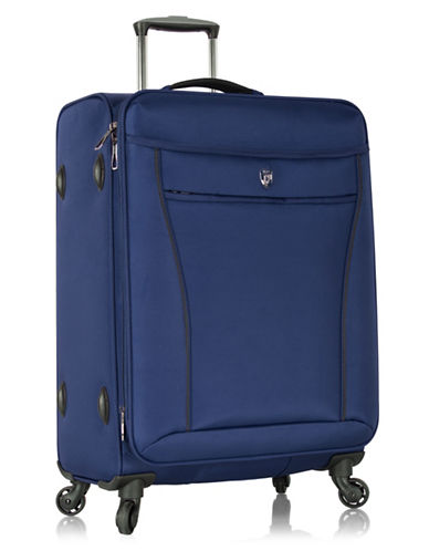 Heys Cloud 9 26-Inch Spinner Suitcase-BLUE-26