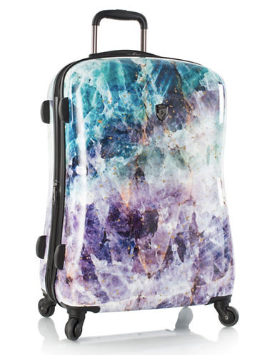 Heys Quartz 26-Inch Spinner Suitcase-MULTI-One Size