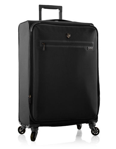Heys Xero Elite 26-Inch Suitcase-BLACK-26 in