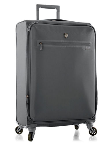 Heys Xero Elite 26-Inch Suitcase-GREY-26 in