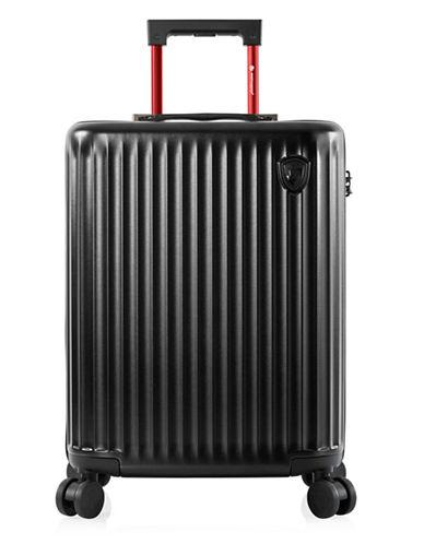 Heys Smart Luggage 21-Inch Carry-On-BLACK-21