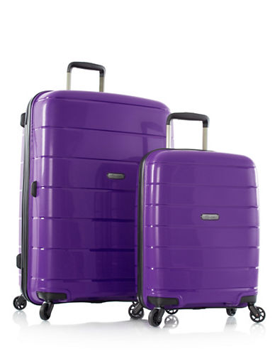 Heys Eos Two-Piece Luggage Set-PURPLE-2 Piece