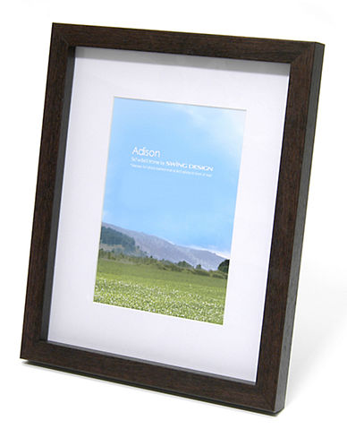 Home Outfitters Adison Picture Frame-ESPRESSO-5 x 7