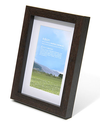 Home Outfitters Adison Picture Frame-ESPRESSO-One Size