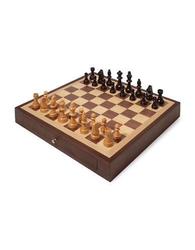 Swing Design Collectors Edition Chess-BROWN-One Size