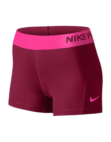 Nike NP Logo Band Shorts-RED-X-Small 88547409_RED_X-Small