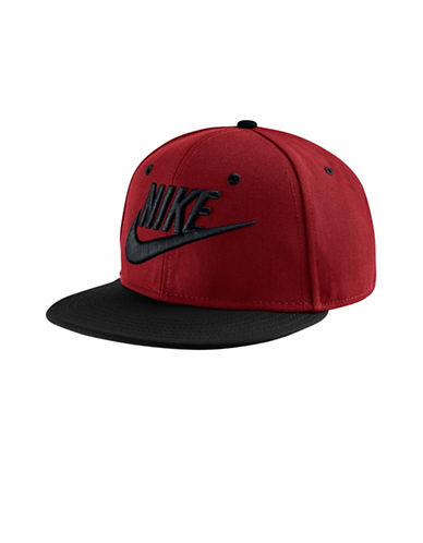 Nike Futura Baseball Cap-RED-One Size 89823990_RED_One Size