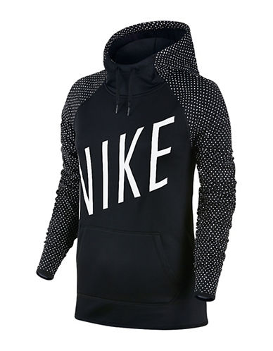 Nike Graphic Thermal Hoodie-BLACK-X-Small 88547891_BLACK_X-Small