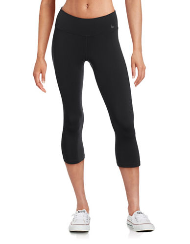 Nike Legendary Dri-FIT Capris-BLACK-Medium 88551628_BLACK_Medium