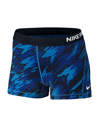 Nike Overdrive Cool Training Shorts-BLUE-Small 88712953_BLUE_Small