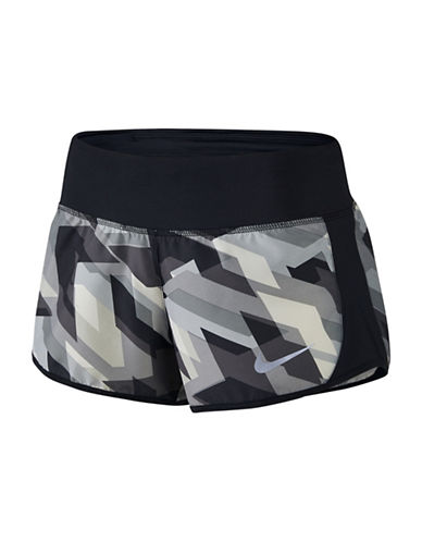 Nike Running Shorts-BLACK-X-Small