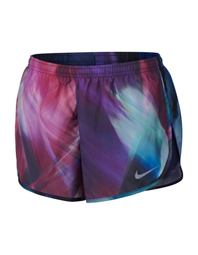 Nike Dry Modern Tempo Running Shorts-GRAPE-X-Large