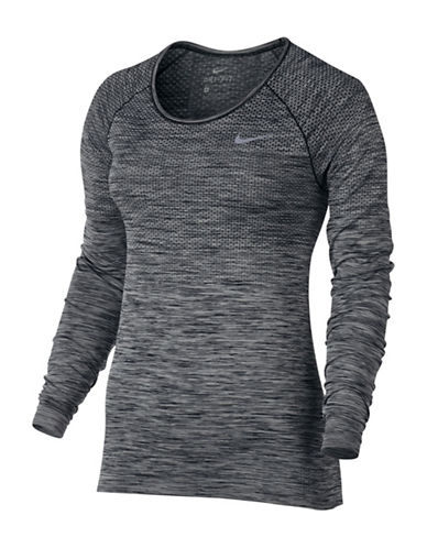 Nike Dri-FIT Knit Top-BLACK-Large 88952381_BLACK_Large