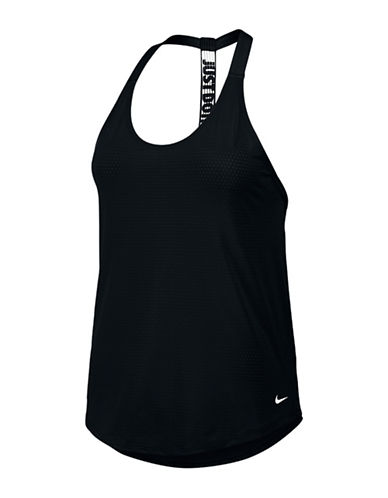 Nike Dri-FIT Elevate Tank-BLACK-Medium 88551633_BLACK_Medium