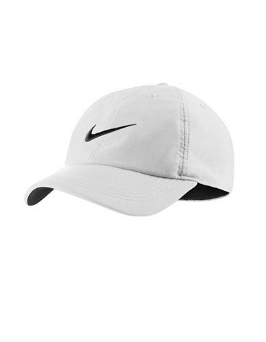 Nike Unisex Aerobill Cap-WHITE-One Size