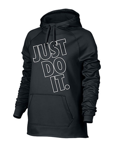 Nike Graphic Print Thermal Hoodie-BLACK-X-Small 88821810_BLACK_X-Small