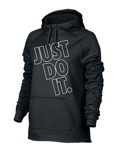 Nike Graphic Print Thermal Hoodie-BLACK-Small 88821811_BLACK_Small