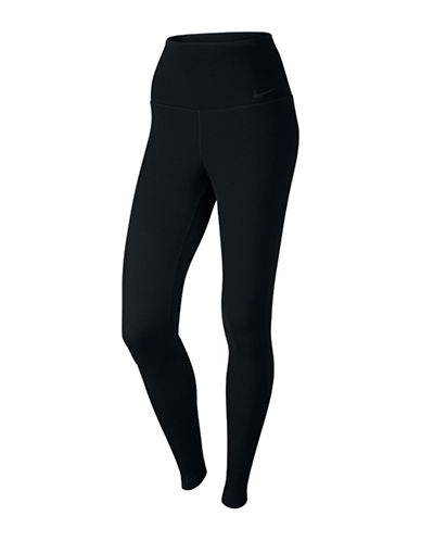 Nike Legendary High Rise Tights-BLACK-Large 88579537_BLACK_Large