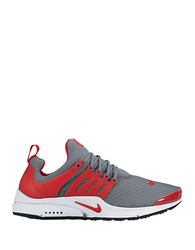 Nike Mens Nike Air Presto Essential Shoe-GREY-9
