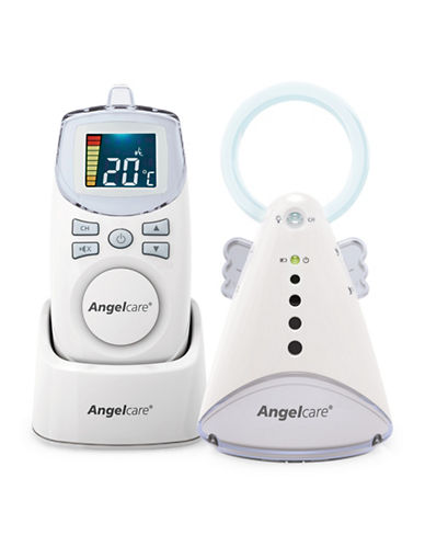 Angelcare AC420 Sound Monitor-WHITE-One Size