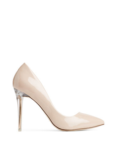 Call It Spring Thaoven Point-Toe Pumps-BONE-8