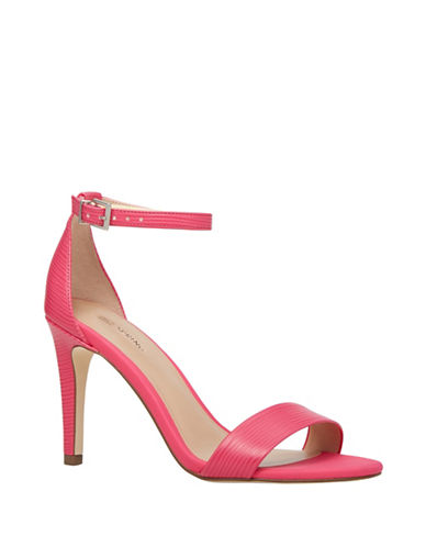 Call It Spring Ahlberg High Heel Sandals-PINK-8