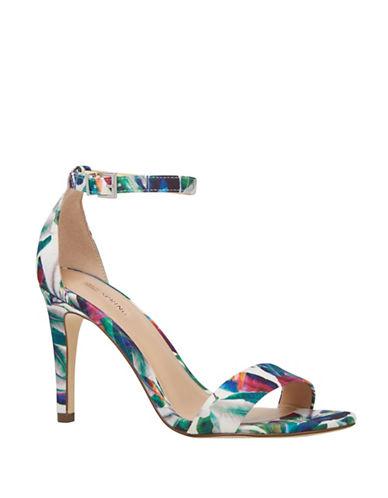 Call It Spring Ahlberg High Heel Sandals-GREEN-9