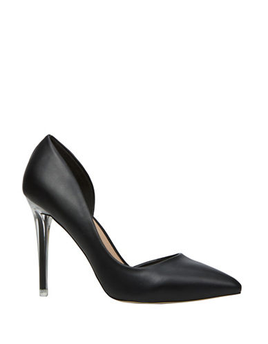 Call It Spring Thaoven Point-Toe Pumps-BLACK-8