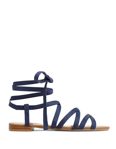Call It Spring Afauma Flat Sandals-NAVY-7