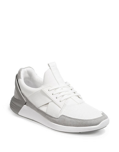 Aldo Mens Landrienne Sneakers-WHITE-7.5