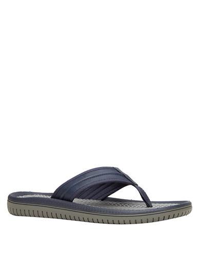 Call It Spring Pellegrino Beach Thong Sandals-NAVY-10